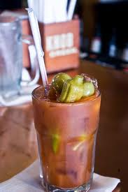 """This recipe comes from the """"Texas Cowboy Cookbook"""" and who better would know how to make a Bloody Mary cowboy style?"""