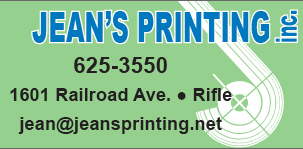Jean's Printing - Rifle, Colorado
