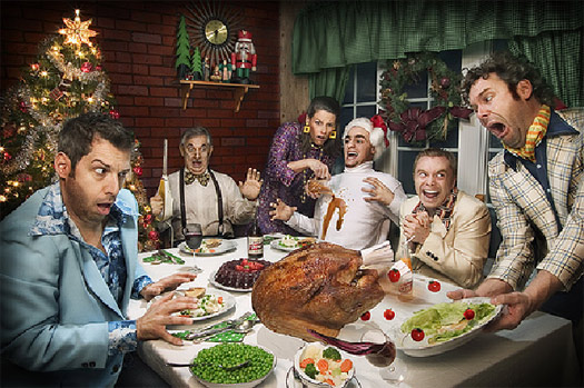 15 topics to avoid at your Thanksgiving dinner
