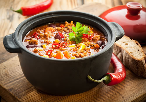 GARFIELD COUNTY, Colo. - Once again, The International Chili Society has named the county as the number one place in the country as having the most chili cook-offs and craft fairs.