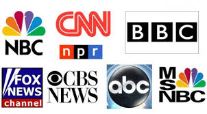 In order to keep up with the times, several major TV news networks as well as newspapers have decided to change their names to go along with their acronyms.