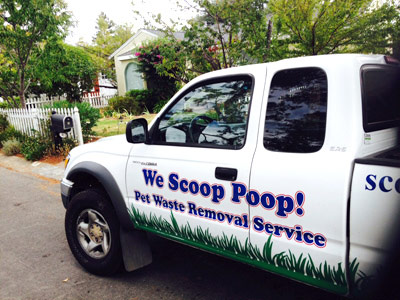 Cities around the country are going to great lengths to deal with a dog poop pandemic, but the problem may be solved through an app that will allow you to hire someone to scoop your pooch's poop out of your lawn.