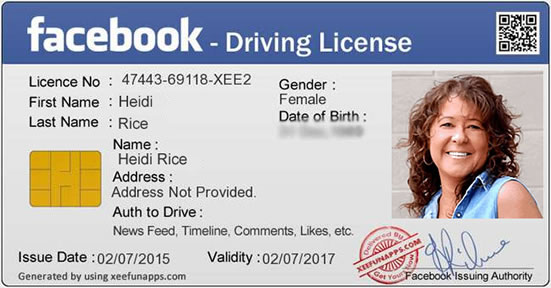 You need a license to drive. You need a permit to own a gun.