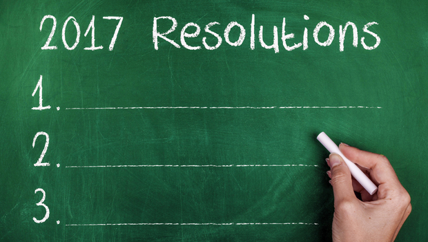 Most everybody makes some resolutions for the new year to make themselves happier and healthier.  We are here to help out with some constructive suggestions that should help you accomplish that.