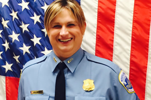 SEATTLE, Wash. — Two local transgender police officers were recently featured in a documentary on HBO.