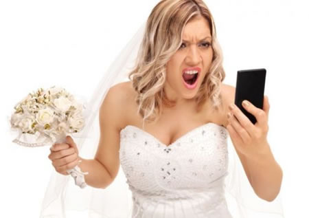 SILT, Colo. — Instead of a special song dedicated to his new bride, a Silt man accidentally broadcasted sounds from a porn movie from his phone as he walked his bride into the wedding reception area.