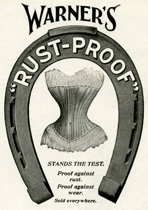 rust proof corset